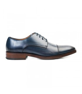 Hanks blue blucher