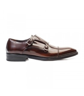 Kennedy burgundy shoes
