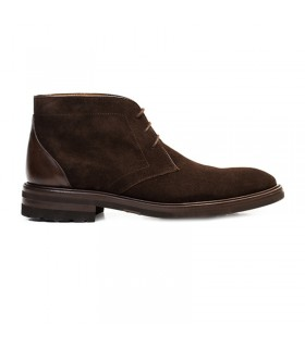 Durham brown boots
