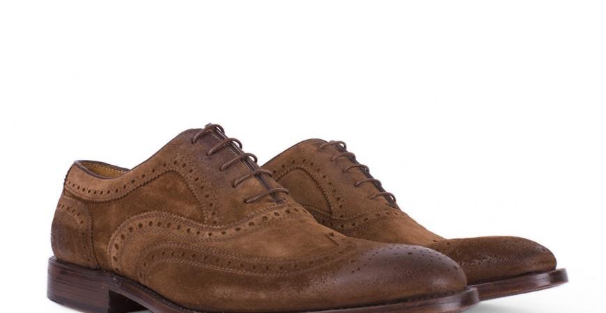 Cómo limpiar tus zapatos de ante